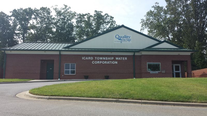 Icard Township New Building